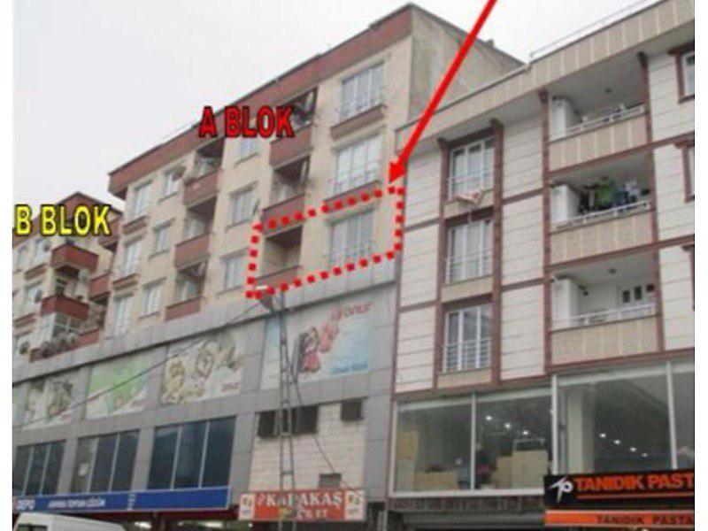 İstanbul Esenyurt Osmangazi'de 3+1 Daire 109 m2