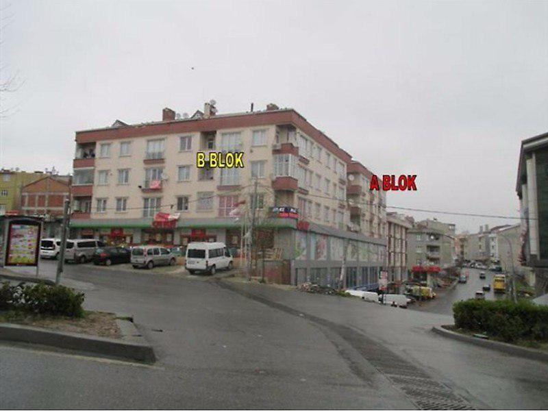İstanbul Esenyurt Bankadan Satılık 109 m2 Daire