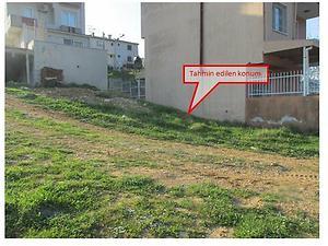 Aydın Kuşadası Bankadan Satılık 133 m2 İmarlı
