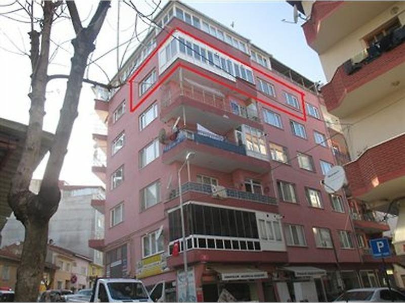 Bilecik Gazipaşa'da 99 m2 2+1 Daire