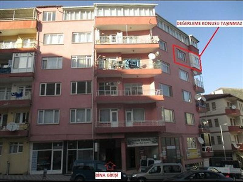 Bilecik Merkez Bankadan Satılık 99 m2 Daire