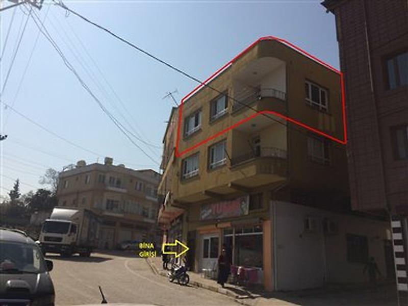 Hatay Reyhanlı Bankadan Satılık 90 m2 Daire