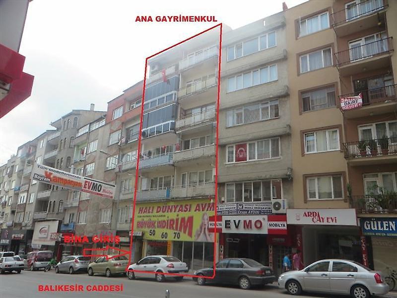 Bursa Mustafa Kemal Paşa'da 110 m2 Bodrum Katta Daire