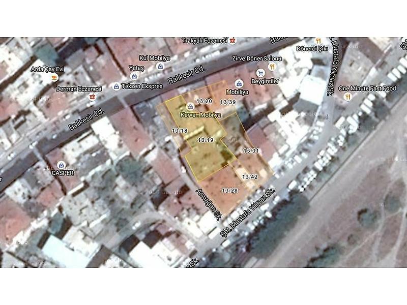 Bursa Mustafakemalpaşa Bankadan Satılık 110 m2 Daire