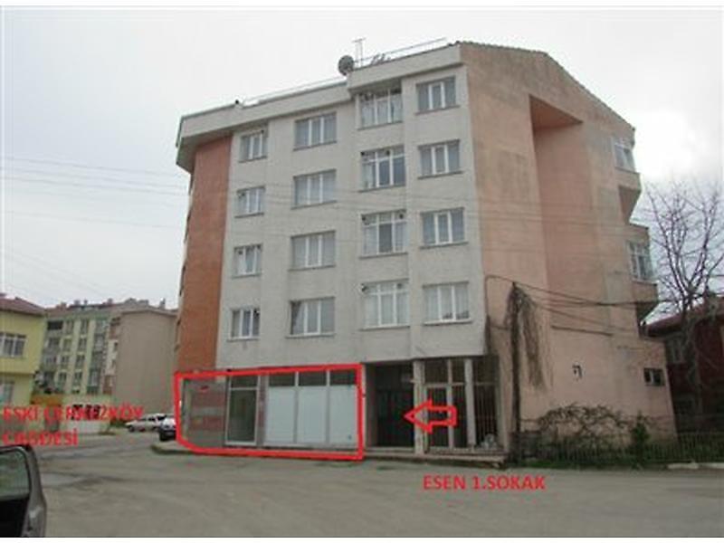 Tekirdağ Çorlu Çerkezköy Caddesi'nde 47 m2 Dükkan