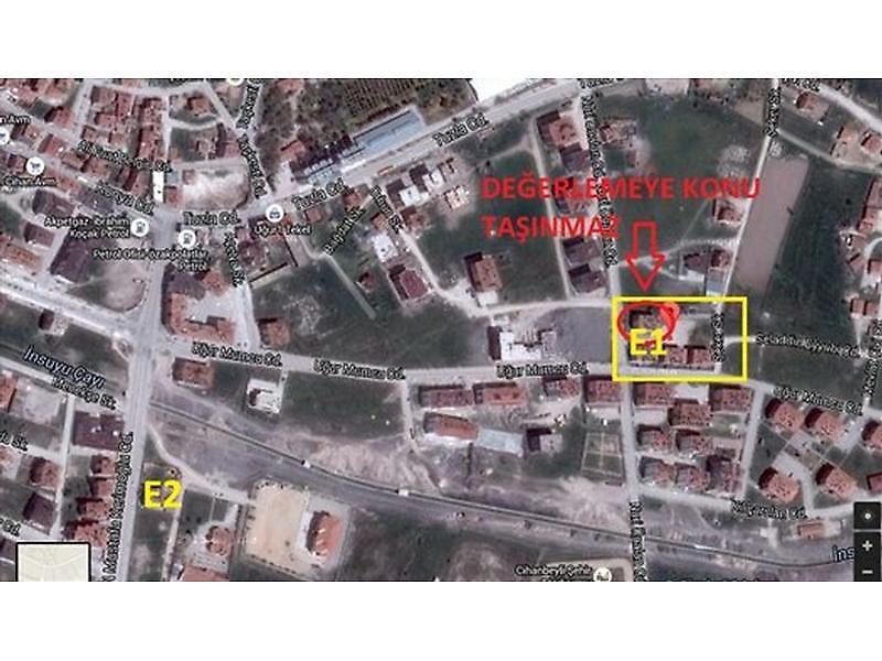 Konya Cihanbeyli Bankadan Satılık 120 m2 Daire