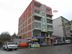 Samsun Çarşamba Bankadan Satılık 125 m2 Daire