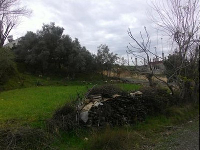 Muğla Seydikemer'de 342 m2 İmarlı Arsa