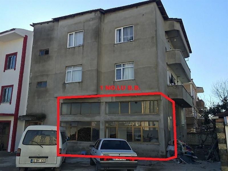 Sakarya Adapazarı Bankadan Satılık 31 m2 Dükkan