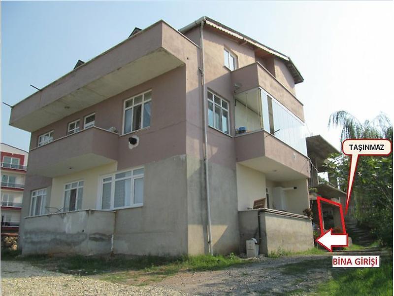 Kocaeli Başiskele Bankadan Satılık 102 m2 Daire