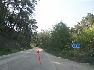 Antalya Finike Bankadan Satılık 5716 m2 Tarla