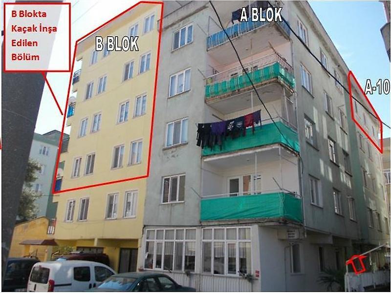 Bursa Yunus Emre Mahallesi'nde 2+1 Daire 70 m2