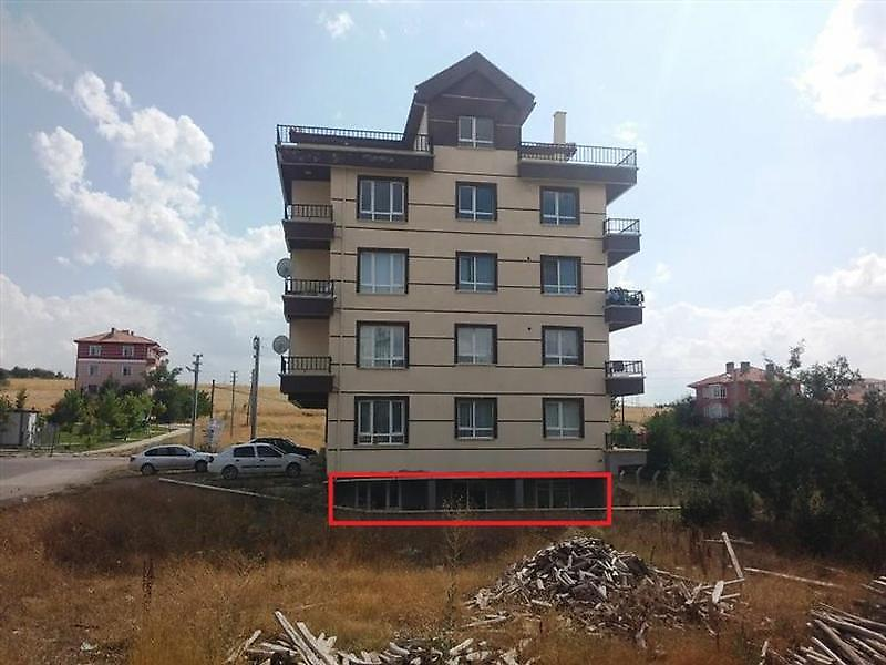 Ankara Akyurt Bankadan Satılık 79 m2 Daire