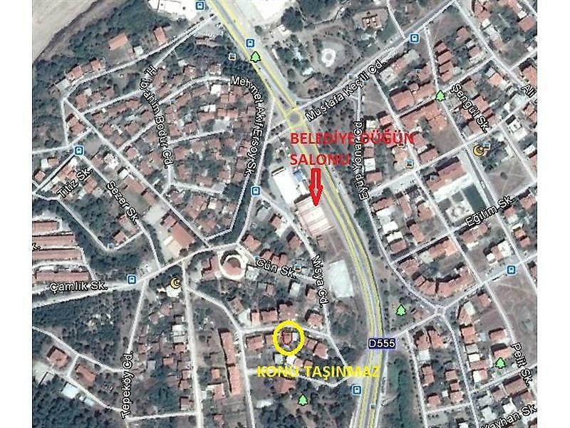 Çanakkale Çan Bankadan Satılık 90 m2 Daire