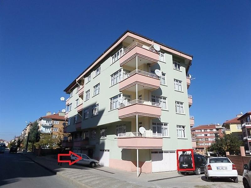 Konya Akşehir Bankadan Satılık 18 m2 Depo