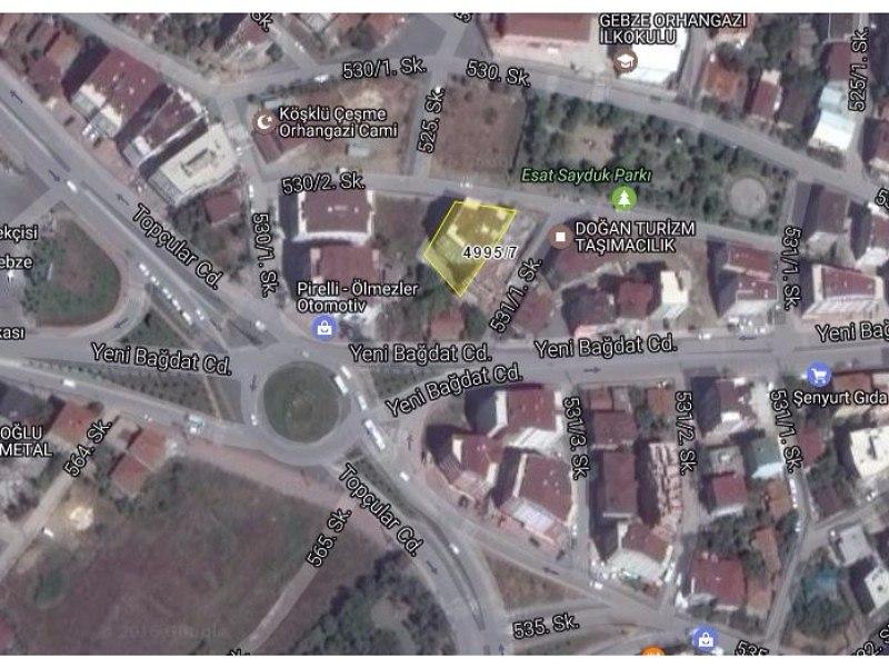 Kocaeli Gebze Şirketten Satılık 85 m2 Dükkan