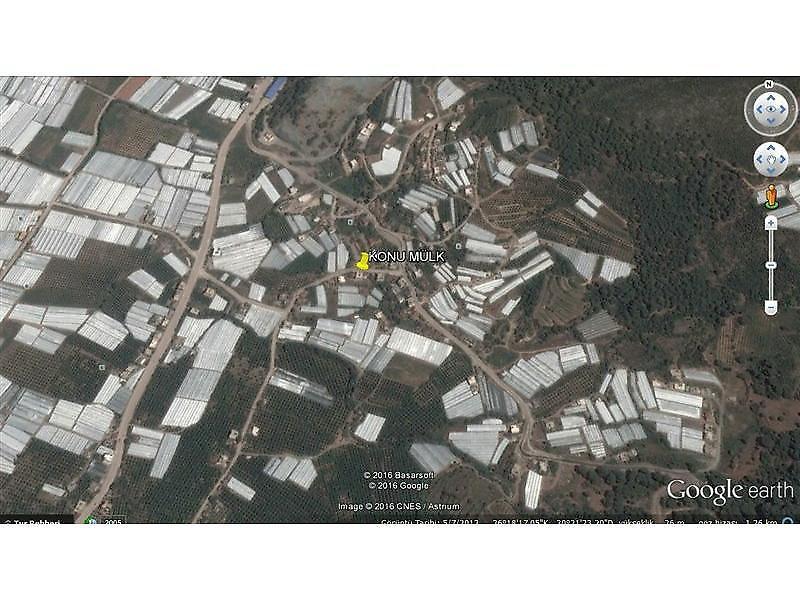 Antalya Kumluca Bankadan Satılık 105 m2 Daire