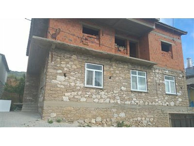 Konya Beyşehir Bankadan Satılık 487 m2 Villa