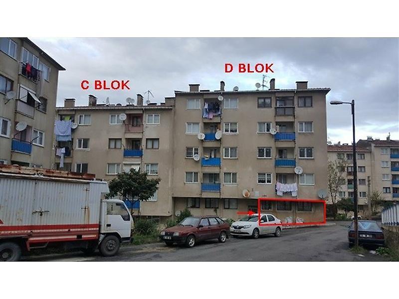 Trabzon Ortahisar Erdoğdu Mahallesi'nde 2+1 Daire 84 m2