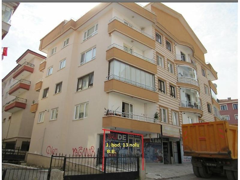 Ankara Mamak Cengizhan Mahallesi'nde Dükkan 33 m2