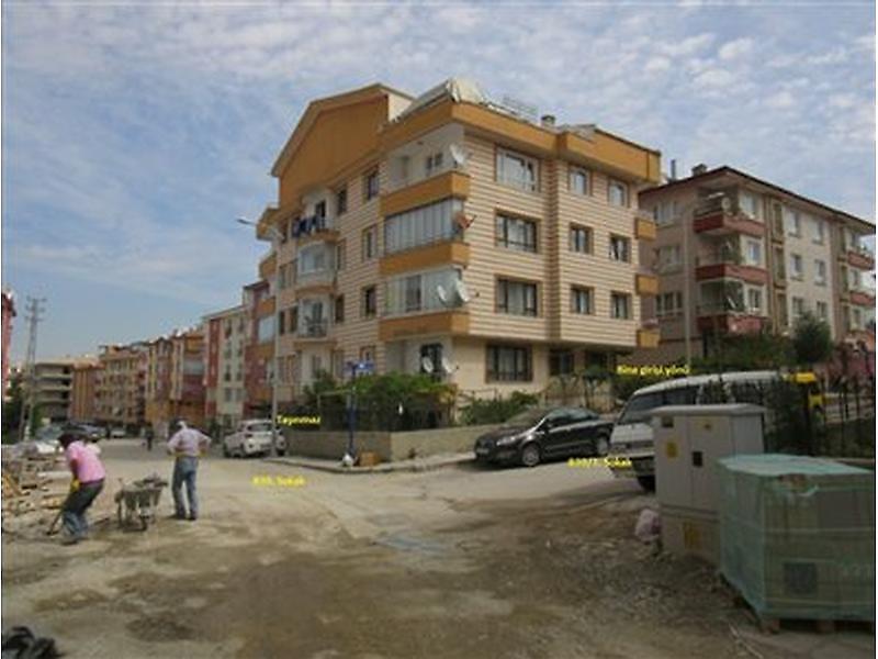 Ankara Mamak Bankadan Satılık 33 m2 Dükkan