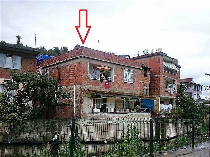 Ordu Ünye İpekyolu Mahallesi'nde 150 m2 Müstakil Ev