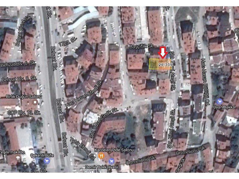 Tokat Merkez Bankadan Satılık 100 m2 Daire