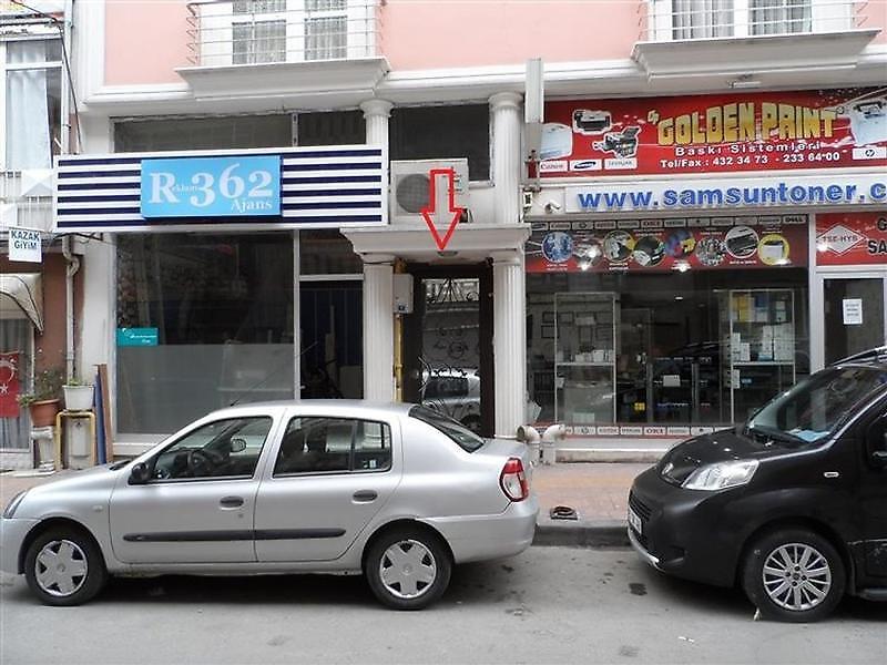 Samsun İlkadım Bankadan Satılık 102 m2 Daire