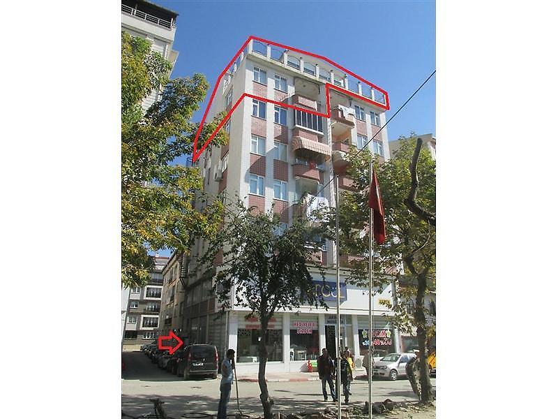 Kırklareli Merkez Bankadan Satılık 293 m2 Daire