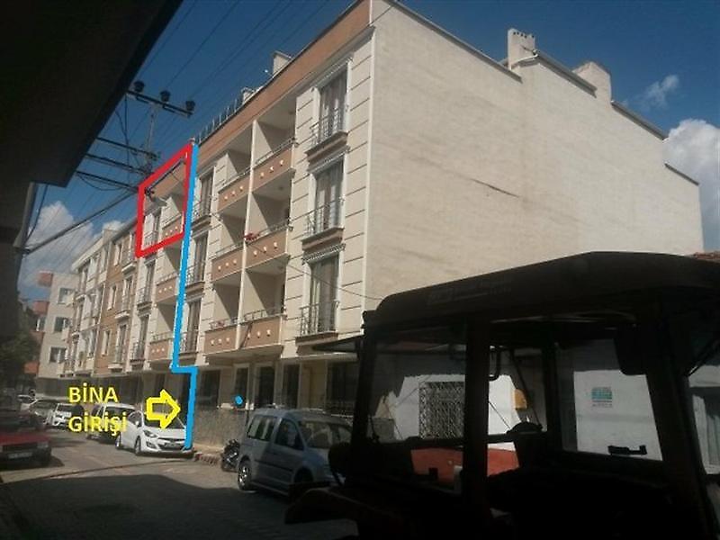Bursa Karacabey'de 161 m2 5+1 Daire