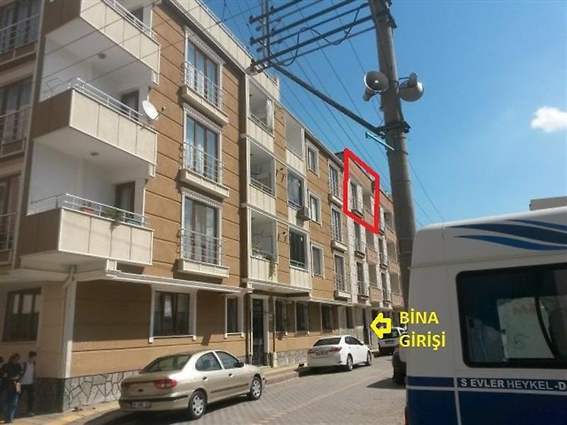 Bursa Karacabey Bankadan Satılık 161 m2 Daire