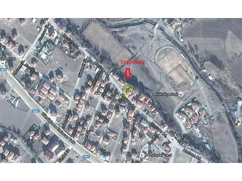Gümüşhane Kelkit Bankadan Satılık 158 m2 Depo