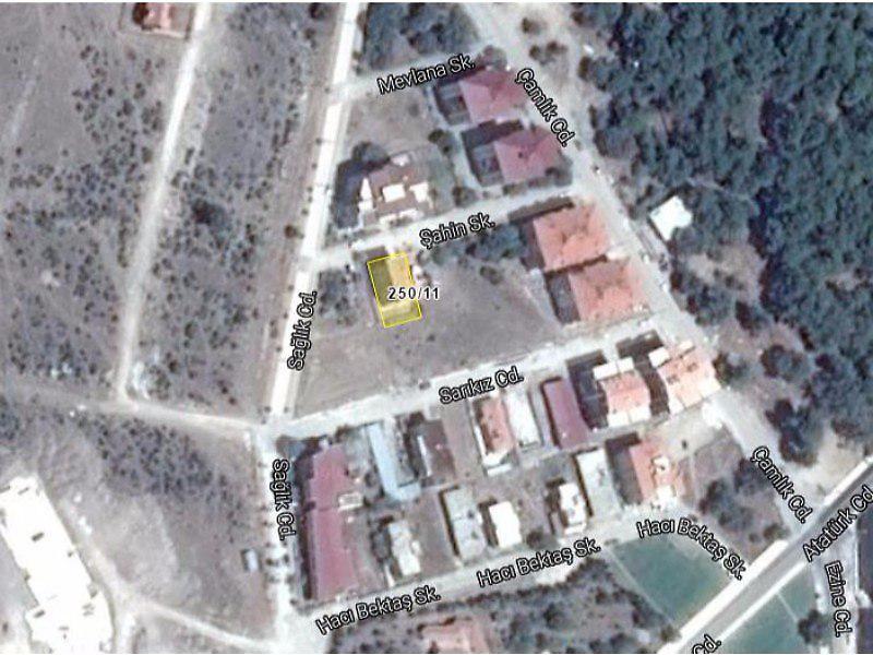 Çanakkale Ayvacık Hamdibey Mahallesi'nde 114 m2 Daire