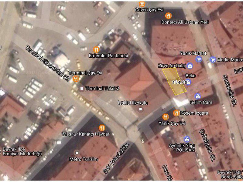 Zonguldak Devrek Bankadan Satılık 150 m2 Daire
