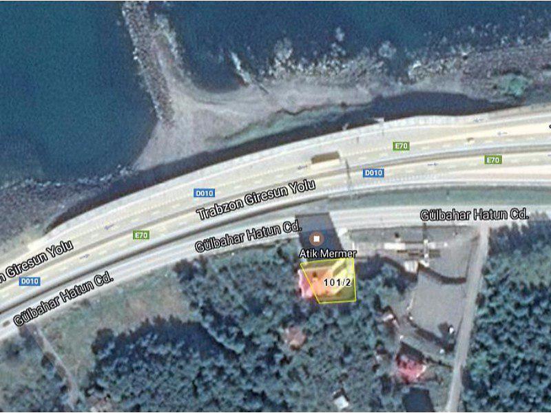 Trabzon Vakfıkebir Bankadan Satılık 120 m2 Daire