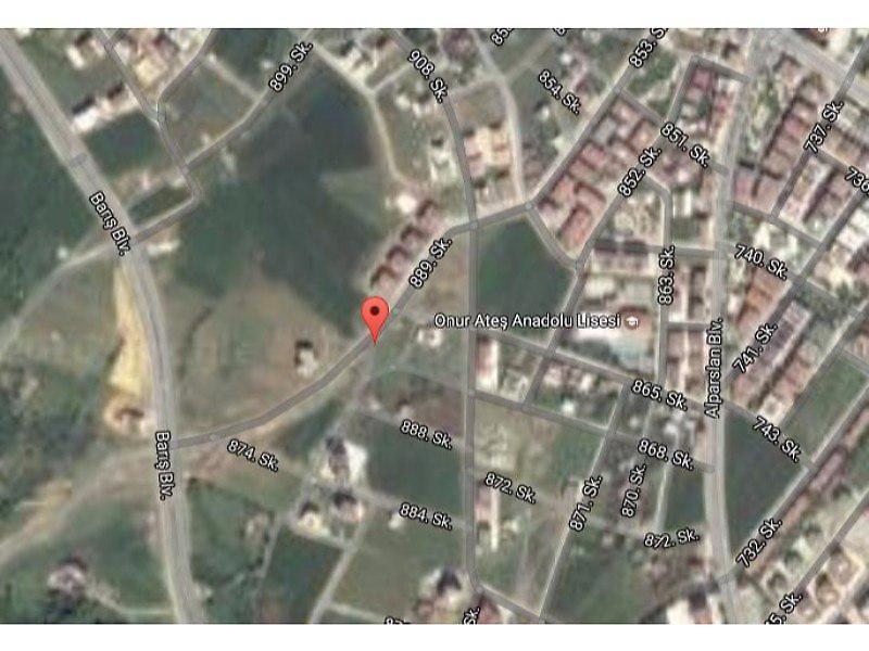 Samsun Atakum Bankadan Satılık 136 m2 Daire