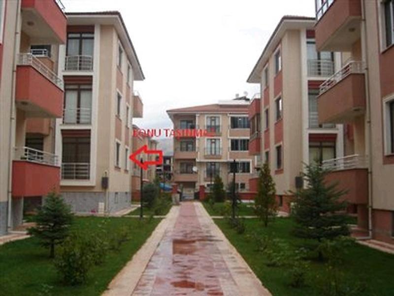 Erzincan Osmanlı Mahallesi'nde 3+1 136 m2