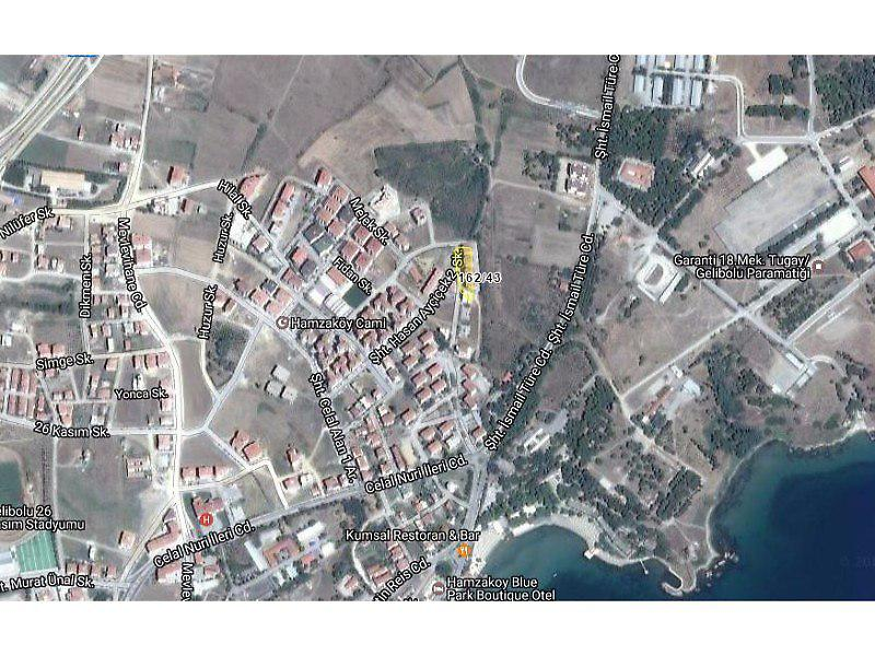 Çanakkale Gelibolu Bankadan Satılık 105 m2 Daire