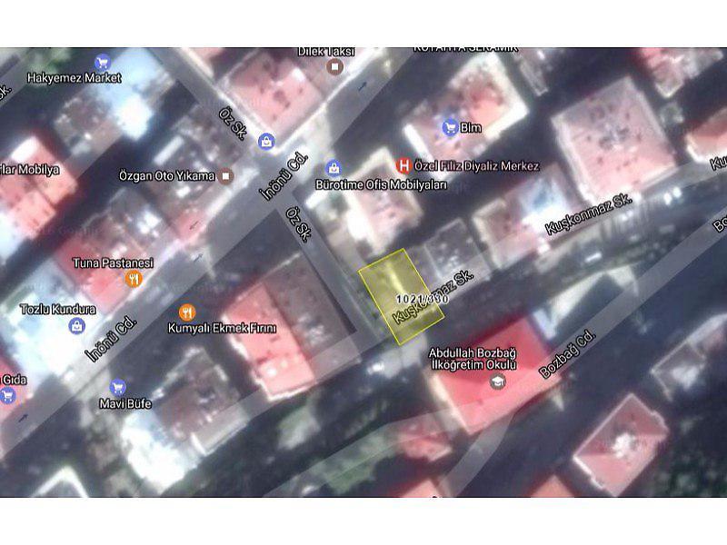 Giresun Merkez Bankadan Satılık 57 m2 Daire