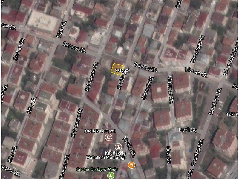 Samsun İlkadım Bankadan Satılık 39 m2 Daire