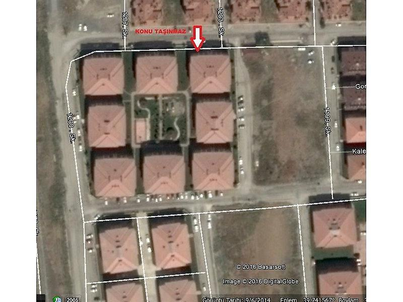 Erzincan Merkez Bankadan Satılık 152 m2 Daire