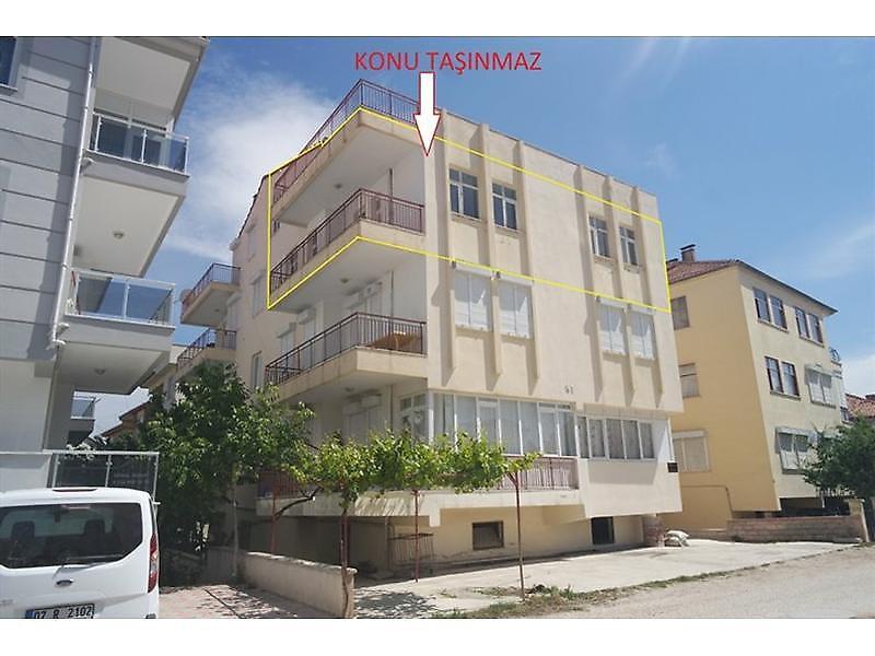 Antalya Korkuteli Aşağıpazar Mahallesi 3+1 159 m2 Dubleks Daire