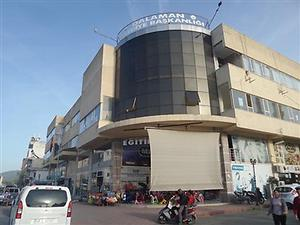 Muğla Dalaman Bankadan Satılık 162 m2 Dükkan