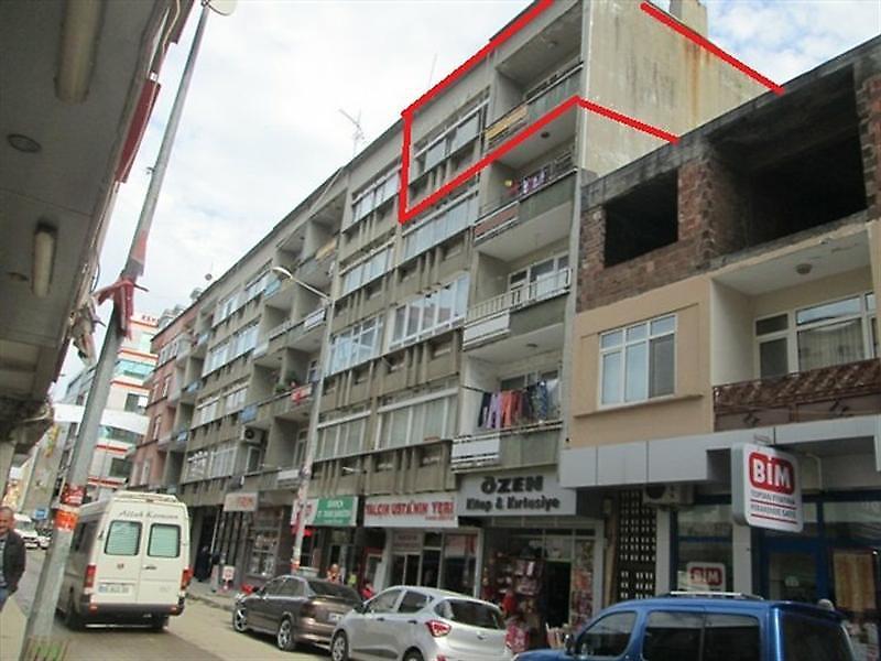Giresun Bulancak Bankadan Satılık 95 m2 Daire