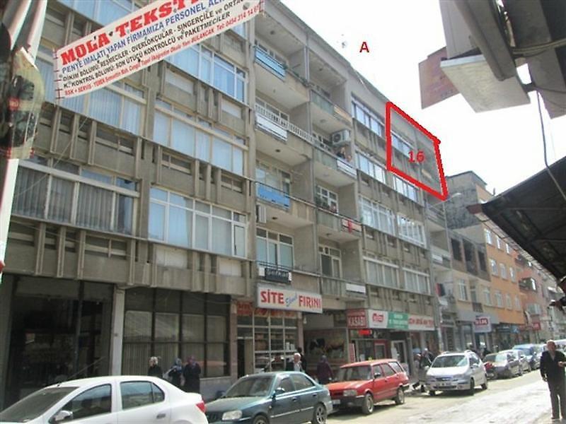 Giresun Bulancak'da 2+1 95 m2 Daire