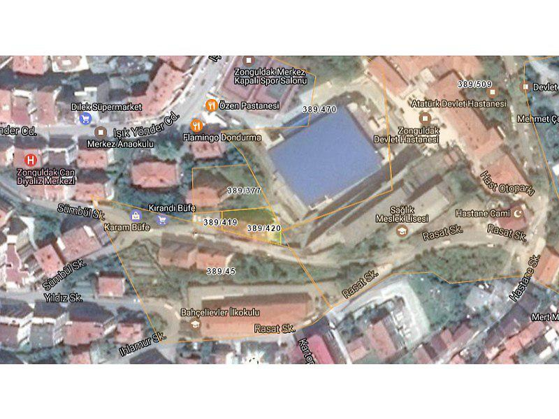 Zonguldak Merkez Bankadan Satılık 98 m2 Daire