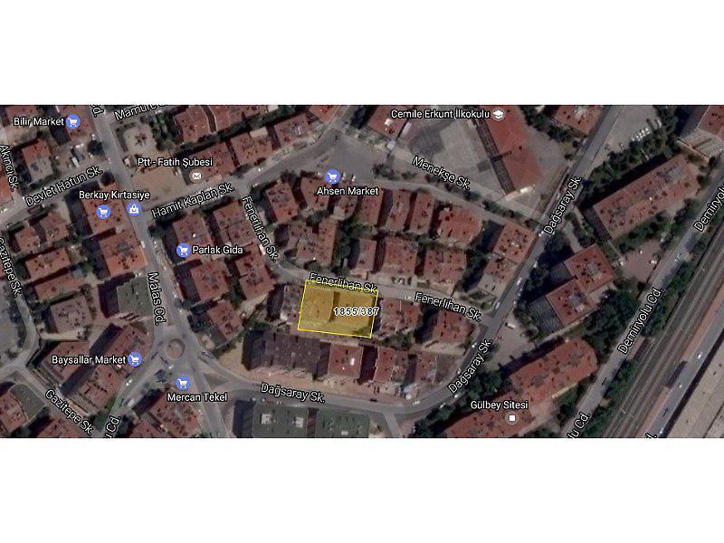 Konya Selçuklu Bankadan Satılık 255 m2 Daire