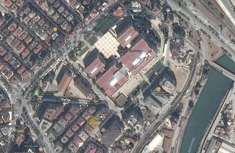 Samsun İlkadım Bankadan Satılık 92 m2 Daire
