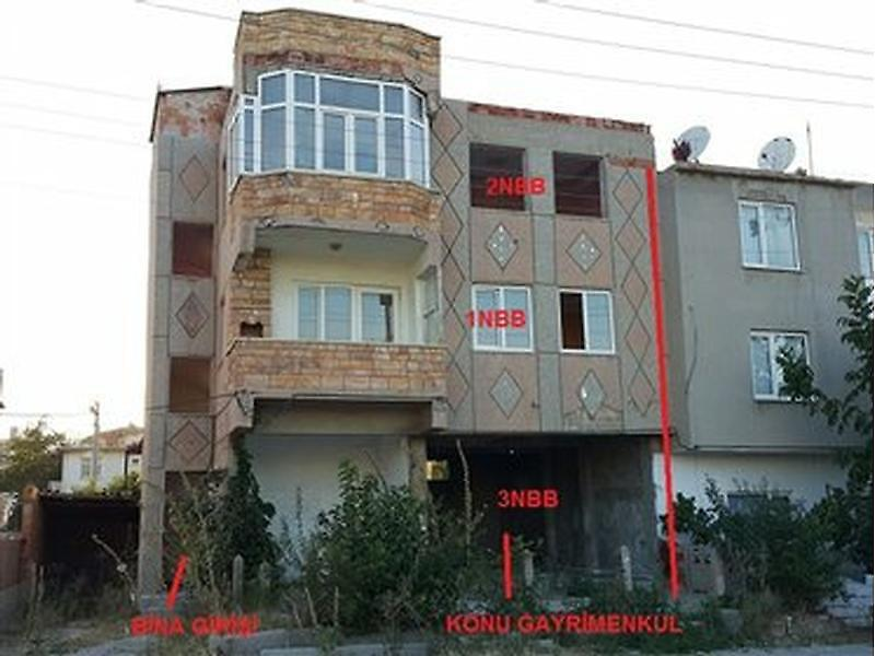 Edirne Keşan Yenimescit'te 2+1 76 m2 Daire
