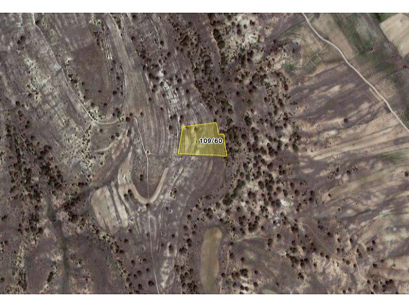 Mersin Mut Dağpazarı Köyü'nde 16500 m2 Tarla